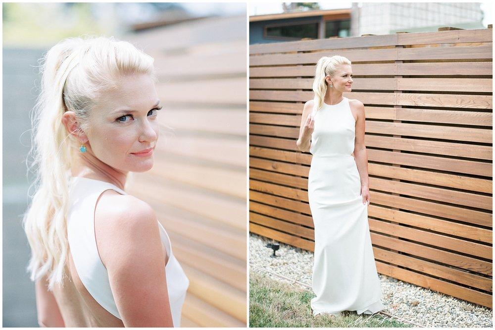 Modern Bride | Modern Wedding Gown | Bridal | La Jolla Wedding Photographer | San Diego Fine Art Wedding Photographer | Whiskers and Willow Photography