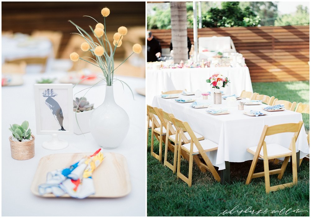 Colorful Wedding | La Jolla Wedding Photographer | San Diego Fine Art Wedding Photographer | Whiskers and Willow Photography