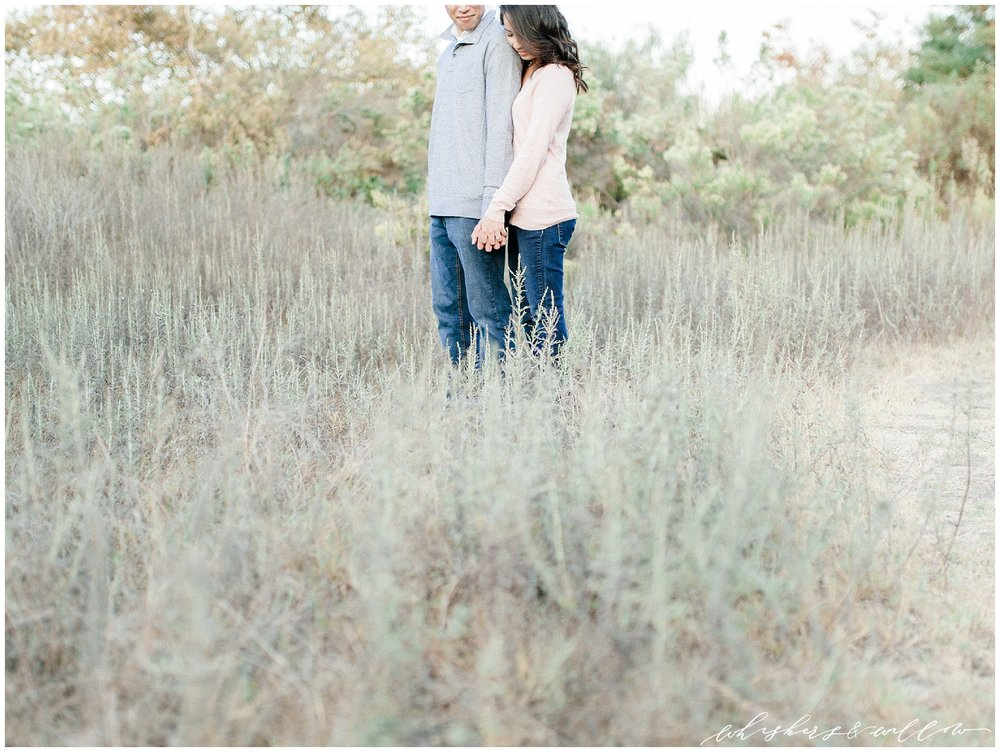 Iron Mountain Engagement | San Diego Wedding Photographer | San Diego Fine Art Film Photographer | Southern California Wedding Photographer | Whiskers and Willow Photography