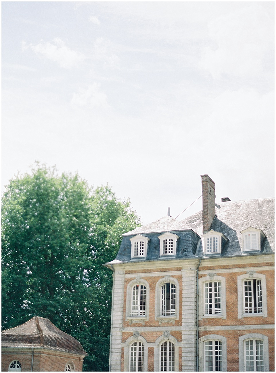 French Wedding Inspiration | France Wedding | Destination Film Photographer | Paris Wedding | Fine Art Film Photographer | Chateau De Carsix | Whiskers and Willow Photography