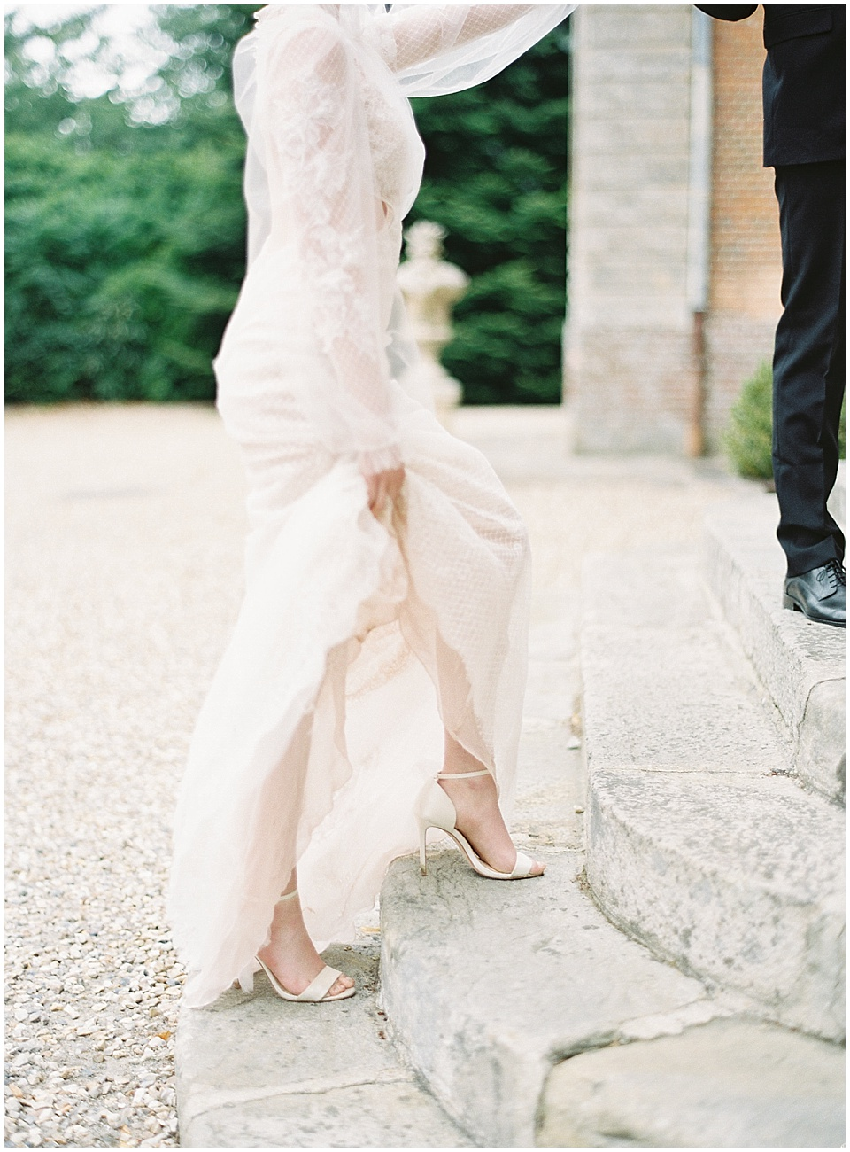 French chateau | Bride and groom portraits | Joy Proctor Design | French Wedding Inspiration | France Wedding | Destination Film Photographer | Paris Wedding | Fine Art Film Photographer |  Chateau De Carsix | Whiskers and Willow Photography.jpg