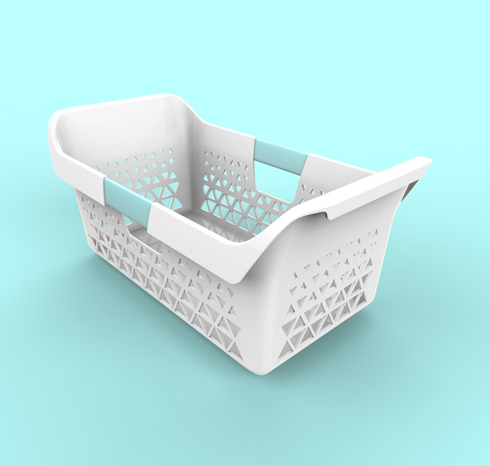 CHEST FREEZER BASKET INSERT