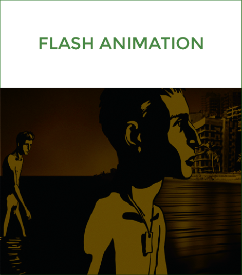 Producing both animated and live action videos for corporate events and campaigns.