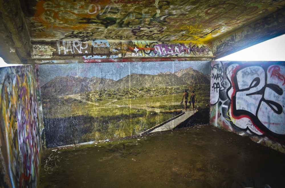Abandoned Military Bunker, Marin Headlands