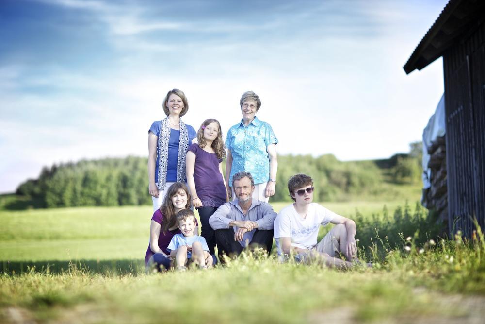 Familienbilder in landshut und altdorf
