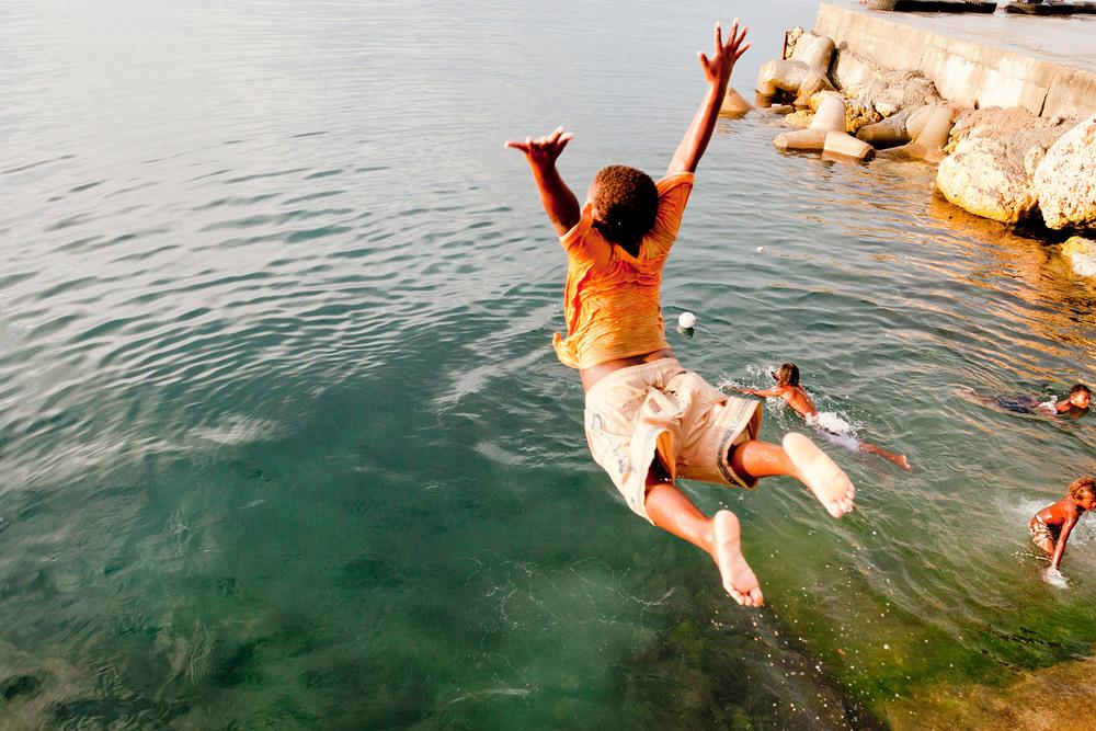Solomon Islands Diver