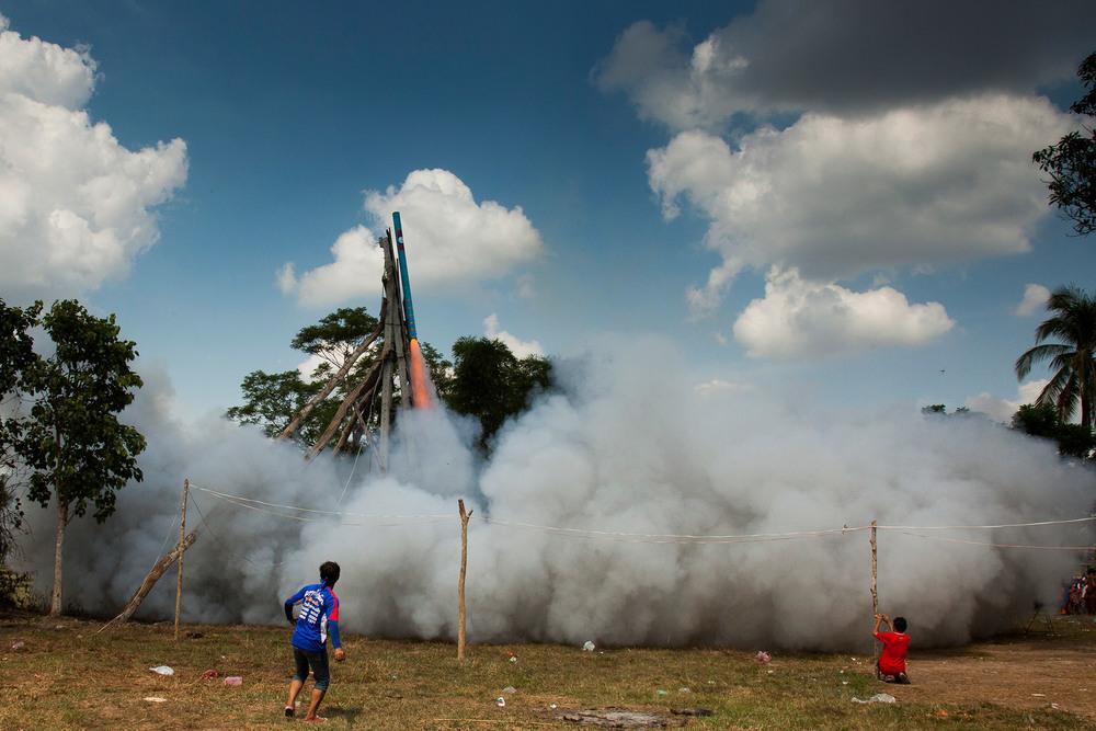 Rocket Festival 2014