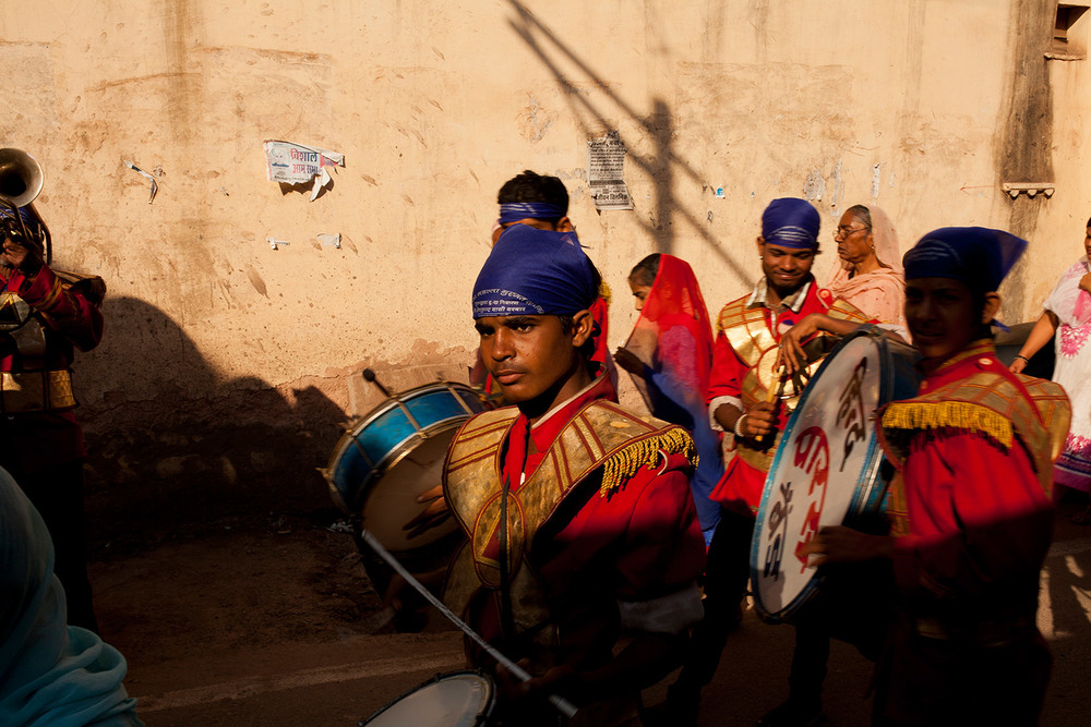 Brass Band in Bundi