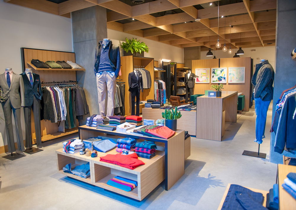 Bonobos Guideshop, New York