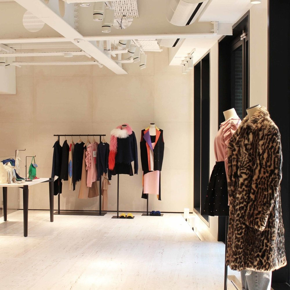 Debut store in Europe for luxury brand retailer Boutique1