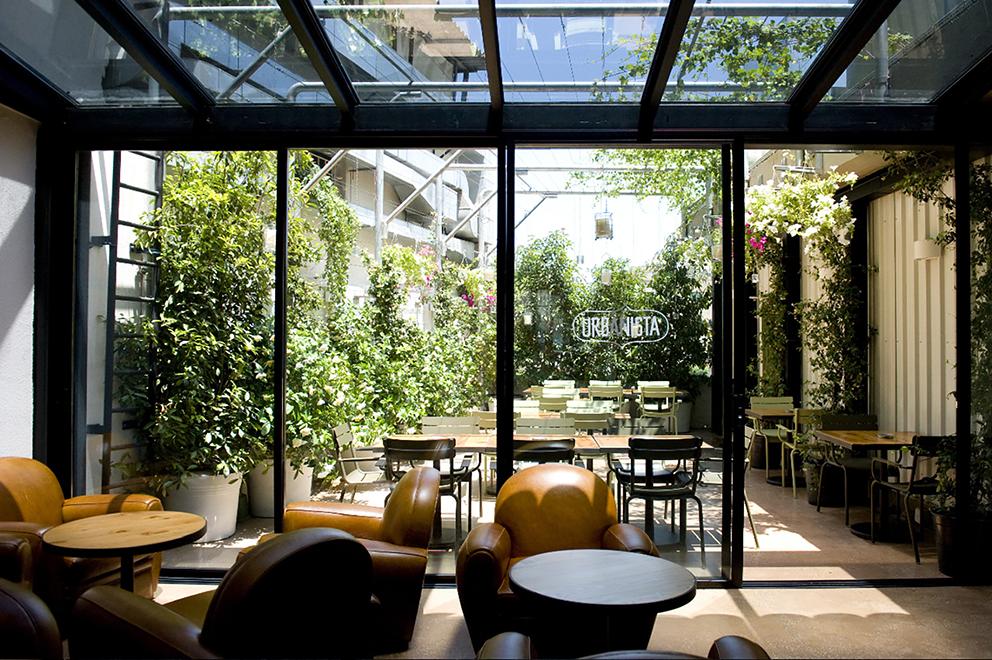 An artisan café in the heart of Beirut