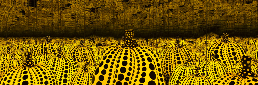 Things to do this weekend: Yayoi Kusama's latest installation Posted by Lauren