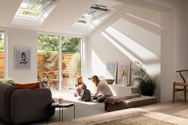 Velux Active - Smart Windows that are controlled by sensors and your smartphone