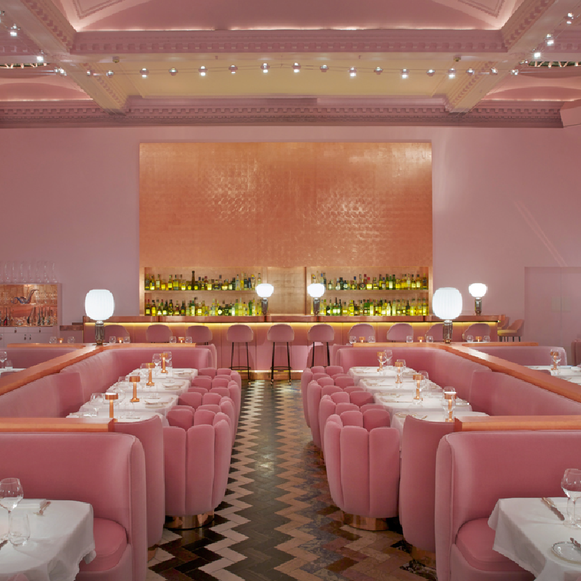 Our pick of London's most beautiful cocktail bars.