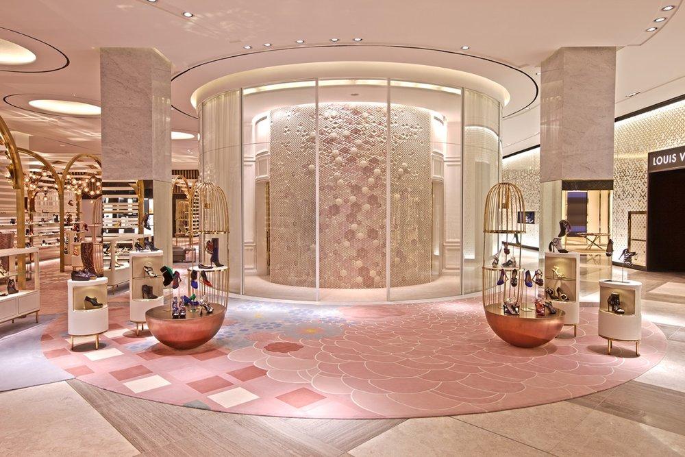 Level Shoe District in Dubai