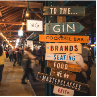 To all the gin lovers out there, there is good news. From today and throughout the weekend, there's a gin festival in London.
