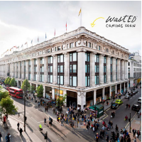 The pop-up is now coming to London, more specifically taking over Selfridges rooftop...