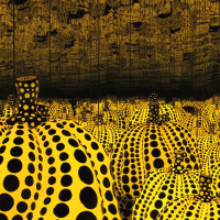 It's no wonder that people are queuing through the street to see Yayoi Kusama's latest installation...