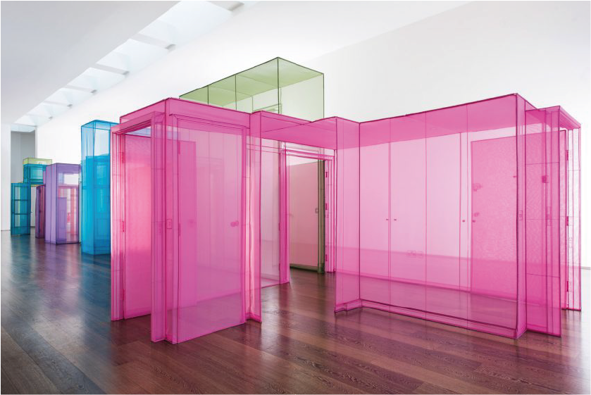 Do Ho Suh - Victoria Miro Posted by Lauren
