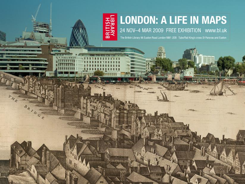 London Maps | British Library