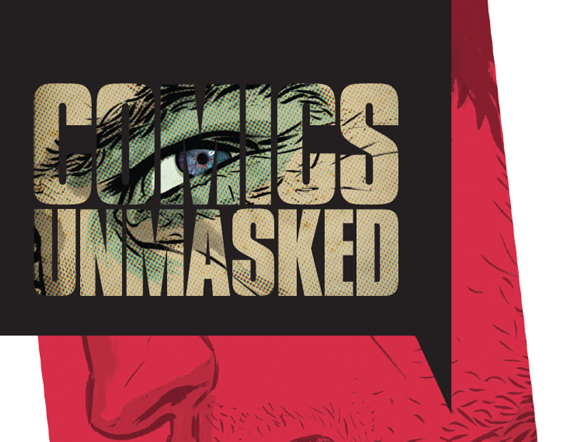Comics Unmasked | British Library