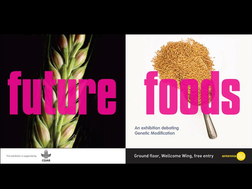 Future Foods   Science Museum
