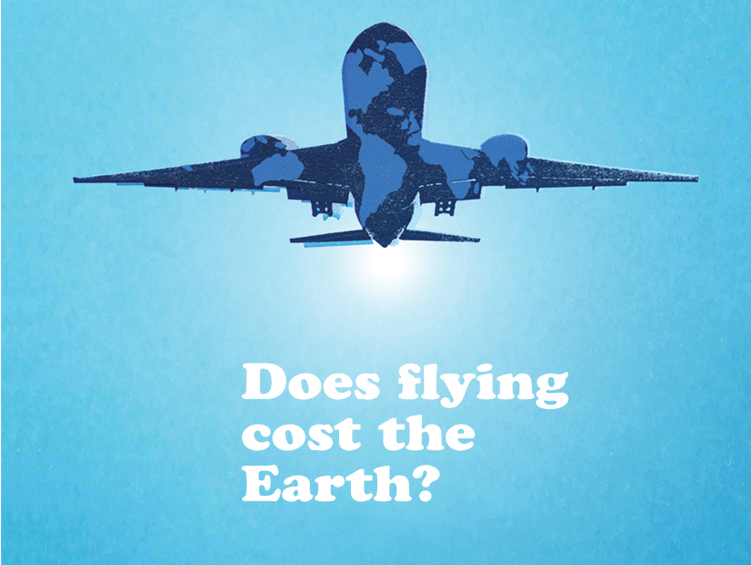 Does Flying Cost the Earth? | Science Museum