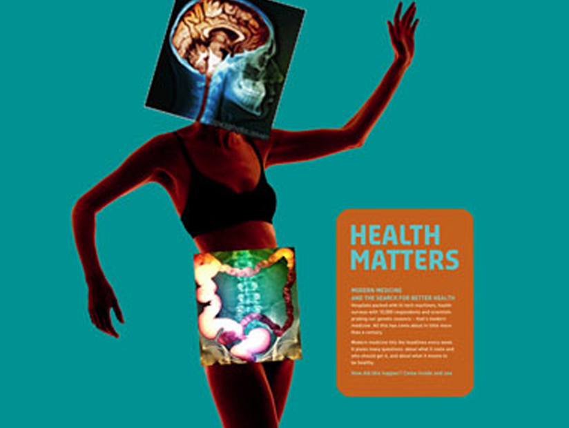 Health Matters | Science Museum