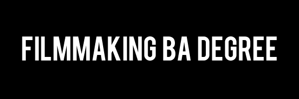 BA Filmmaking Degree