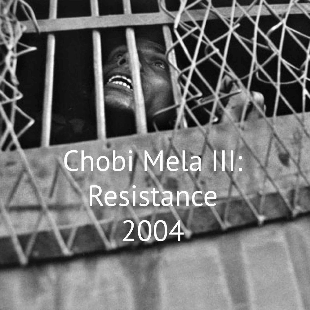 Chobi Mela III: Resistance