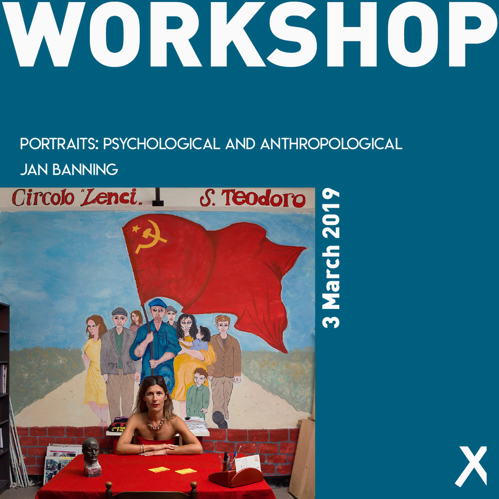 PORTRAITS: PSYCHOLOGICAL AND ANTHROPOLOGICAL - by Jan Banning