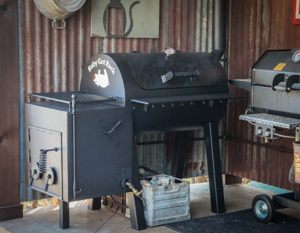 "My smoker ""Baby Got Back"" before surgery"