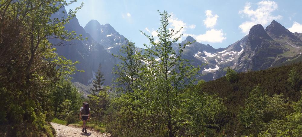 High Tatras, Slovakia.