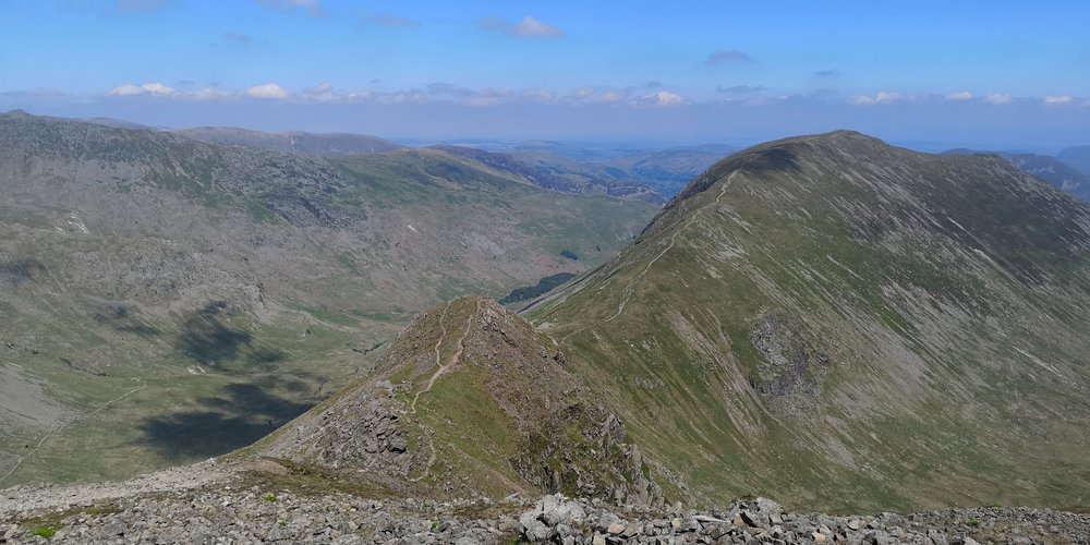 View from Fairfield May 2018