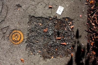 sidewalk art Louisville