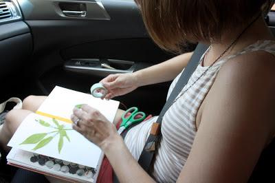 Katie Gonzalez sketchbook
