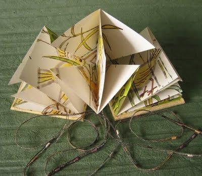 PrariePeasant handmade book