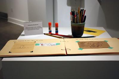interactive sketchbook Watkins College