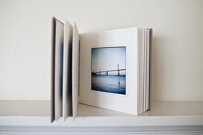 Photojournalism book, handmade