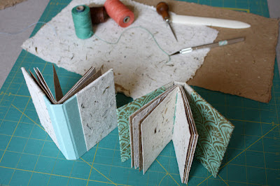 Thistle Farms paper handmade books Nashville