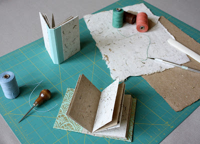 Bookmaking supplies
