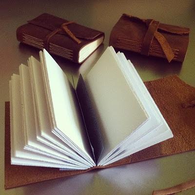 Parnassus Books leather journals