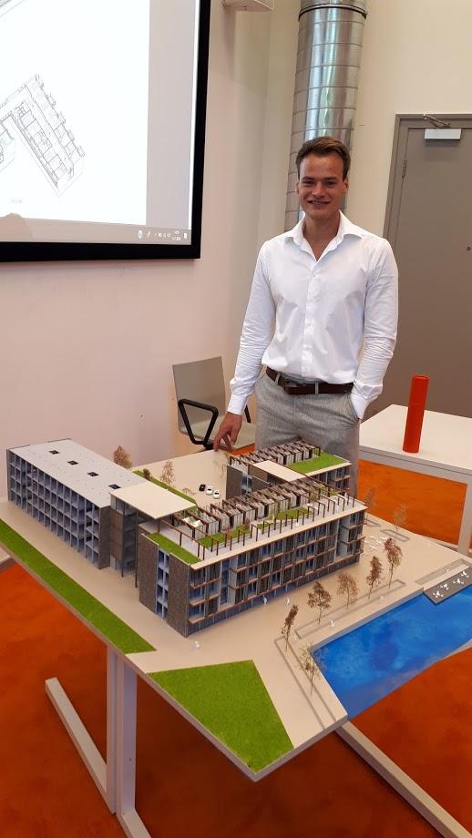 Graduation Thomas van der Geest