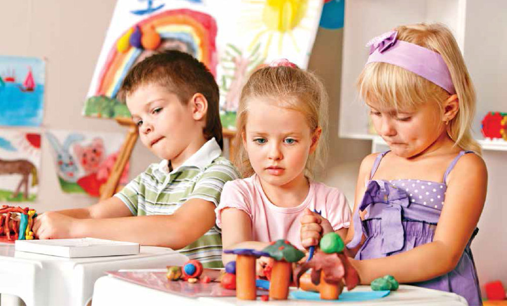 At Little Scholars, play activities allow children to naturally develop and have the opportunity to guide their own learning.