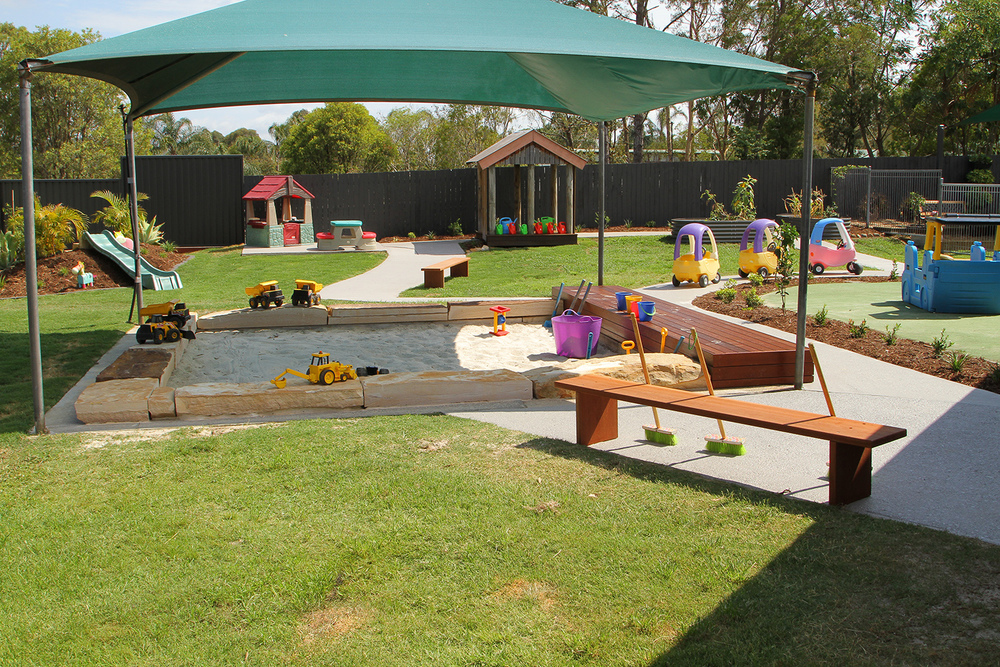 Our facility is climate controlled ensuring health and comfort for all children.