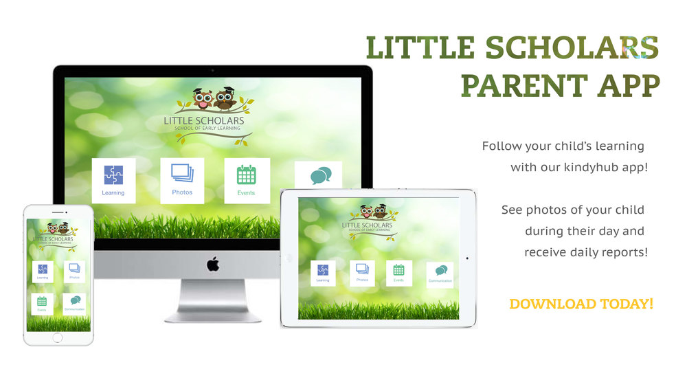 Little Scholars Parent App
