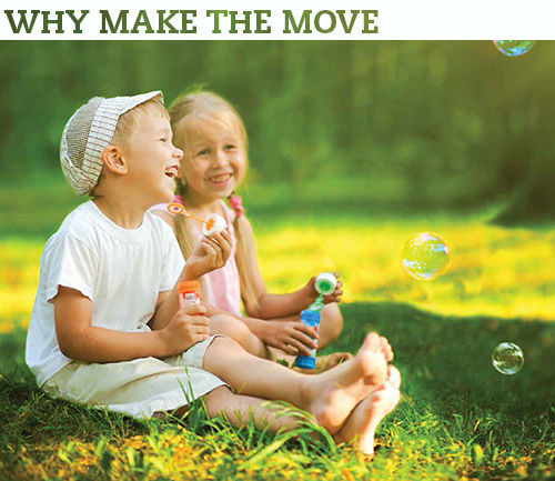 Why make the move to Little Scholars Schools of Early Learning?