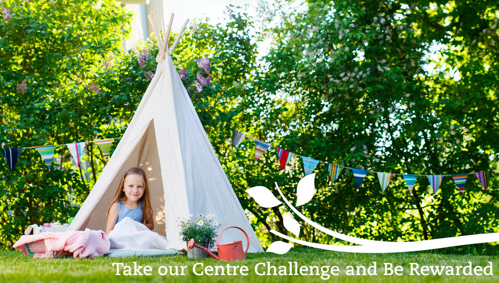Take the Little Scholars Centre challenge and be rewarded!