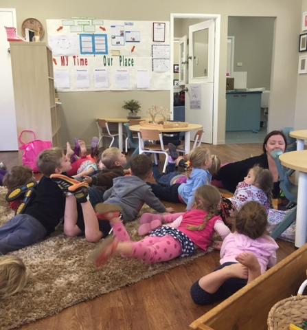 little scholas yoga