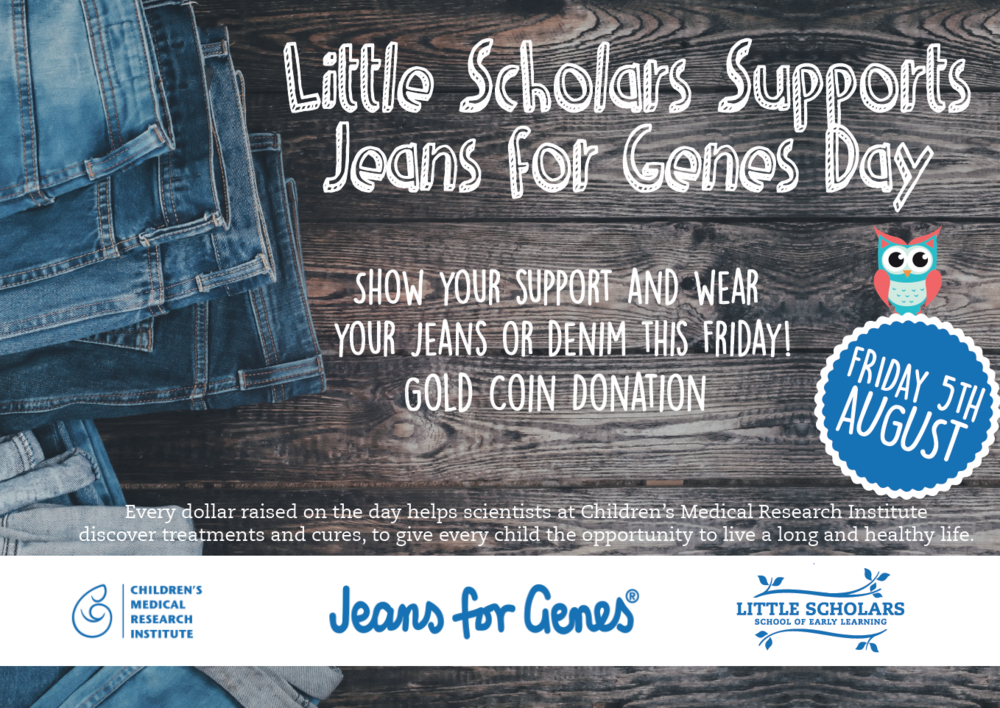 jeansforgenesday